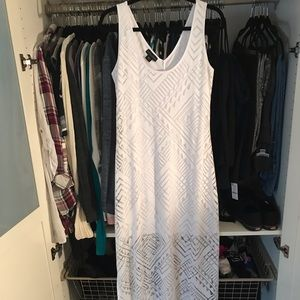 White summer dress 2/$10